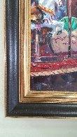 Amour E Paris 2014 62x50 Super Huge Original Painting by Roman Czerwinski - 3