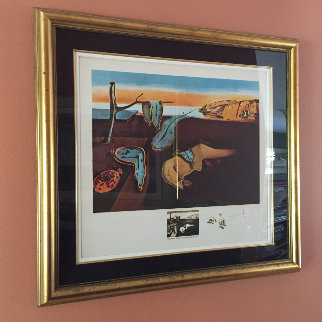 Persistence of Memory 1974 Limited Edition Print - Salvador Dali