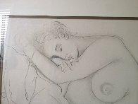 Nude Sleeping Woman 1970 Limited Edition Print by Salvador Dali - 8