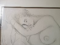 Nude Sleeping Woman 1970 Limited Edition Print by Salvador Dali - 13