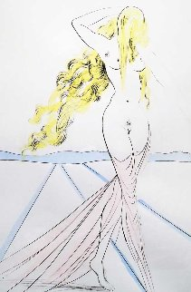 Standing Nude 1978 Limited Edition Print by Salvador Dali