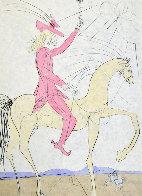 Cavalier a' la Rose 1973 Limited Edition Print by Salvador Dali - 0