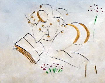 Petites Nus (From Appollinaire) B 1972 Limited Edition Print - Salvador Dali