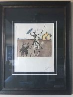 Impossible Dream 1980 Limited Edition Print by Salvador Dali - 1