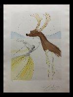 Naphtali 1972 Limited Edition Print by Salvador Dali - 1