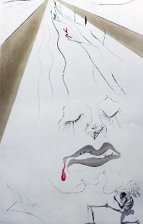 Transfiguration 1973 Limited Edition Print - Salvador Dali