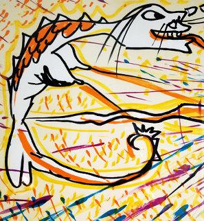 Hermaphrodite 1970 Limited Edition Print by Salvador Dali