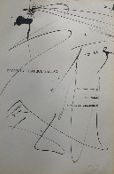 Original Drawing, From the Book on the Verge By Maurice Sandoz 1951 (Early) Drawing by Salvador Dali - 2