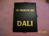 Trilogy of Love EA 1976 Set of 3 Limited Edition Print by Salvador Dali - 8