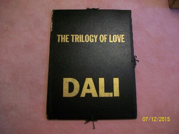 Trilogy of Love Set of 3 1976 Limited Edition Print - Salvador Dali
