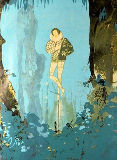 Trilogy of Love -  Prince of Love 1976 Limited Edition Print by Salvador Dali