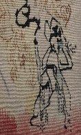 Lady Godiva Tapestry 47x34 Tapestry by Salvador Dali - 3