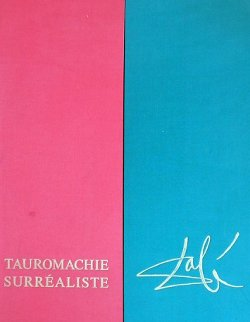 Tauromachie Surrealiste (Bullfight III)  Suite of 7 Limited Edition Print - Salvador Dali