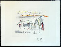 Tauromachie Surrealiste (Bullfight III)  Suite of 7 Limited Edition Print by Salvador Dali - 4