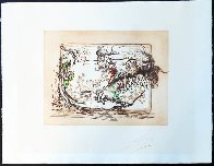 Tauromachie Surrealiste (Bullfight III)  Suite of 7 Limited Edition Print by Salvador Dali - 5