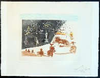 Tauromachie Surrealiste (Bullfight III)  Suite of 7 Limited Edition Print by Salvador Dali - 7
