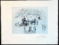 Tauromachie Surrealiste (Bullfight III)  Suite of 7 Limited Edition Print by Salvador Dali - 11
