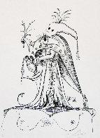 Les Songes Drolatiques De Pantagruel 1973 Limited Edition Print by Salvador Dali - 0