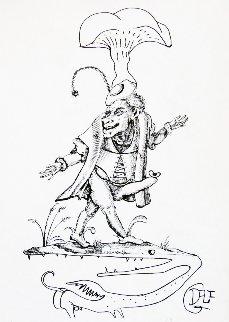 Les Drolatiques De Pantagruel 1973 Limited Edition Print by Salvador Dali