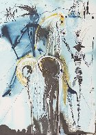 Don Quichotte  Limited Edition Print by Salvador Dali - 0