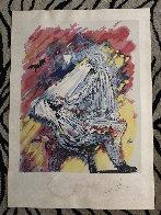 Dentist 1980 Limited Edition Print by Salvador Dali - 1