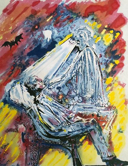 Dentist 1980 Limited Edition Print by Salvador Dali