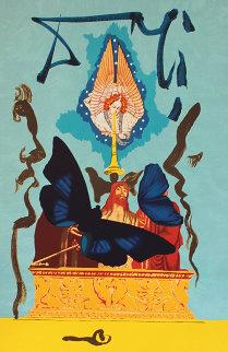 Resurrection AP  1979 Limited Edition Print by Salvador Dali