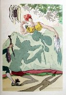 Le Tricorne, Complete Suite of 20 1959 (Very Early) Limited Edition Print by Salvador Dali - 18