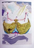 Le Tricorne, Complete Suite of 20 1959 (Very Early) Limited Edition Print by Salvador Dali - 21