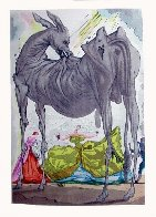 Le Tricorne, Complete Suite of 20 1959 (Very Early) Limited Edition Print by Salvador Dali - 22