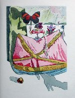 Le Tricorne, Complete Suite of 20 1959 (Very Early) Limited Edition Print by Salvador Dali - 3