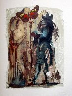 Le Tricorne, Complete Suite of 20 1959 (Very Early) Limited Edition Print by Salvador Dali - 5