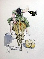 Le Tricorne, Complete Suite of 20 1959 (Very Early) Limited Edition Print by Salvador Dali - 6