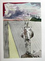 Le Tricorne, Complete Suite of 20 1959 (Very Early) Limited Edition Print by Salvador Dali - 13