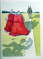 Le Tricorne, Complete Suite of 20 1959 (Very Early) Limited Edition Print by Salvador Dali - 14