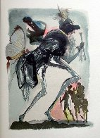 Le Tricorne, Complete Suite of 20 1959 (Very Early) Limited Edition Print by Salvador Dali - 16