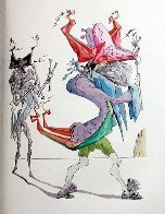 Le Tricorne, Complete Suite of 20 1959 (Very Early) Limited Edition Print by Salvador Dali - 17