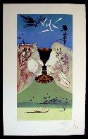 Lyle Stuart Tarot Card Suite of 6  1978 Limited Edition Print by Salvador Dali - 2