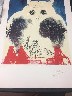 Lawyer 1978 Limited Edition Print by Salvador Dali - 5