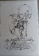 Pantegruel 1973 Limited Edition Print by Salvador Dali - 1
