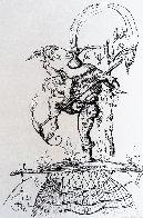 Pantegruel 1973 Limited Edition Print by Salvador Dali - 0