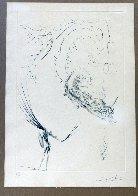 Tristan Et Le Dragon   1970 Limited Edition Print by Salvador Dali - 6