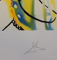 Fleurs Surrealiste Vanishing Face 1980 Limited Edition Print by Salvador Dali - 3