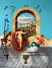 Christopher Columbus Discovers America (Jack of Swords) And Gateway to the New World, Set  Limited Edition Print by Salvador Dali - 0