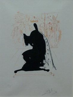 King of Aragon 1972 Limited Edition Print by Salvador Dali