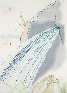 Rock 1975 Limited Edition Print by Salvador Dali