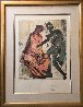 Les Amoureaux, Suite of 3 Lithographs 1979 Limited Edition Print by Salvador Dali - 5