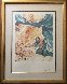 Les Amoureaux, Suite of 3 Lithographs 1979 Limited Edition Print by Salvador Dali - 3