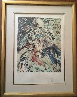 Les Amoureaux, Suite of 3 Lithographs 1979 Limited Edition Print by Salvador Dali - 4