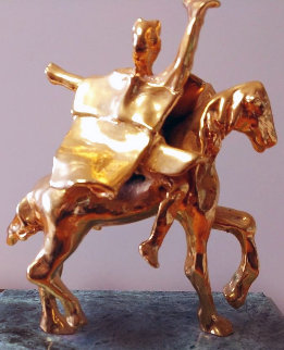 Trajan on Horseback Sculpture 1974 8 in Sculpture - Salvador Dali